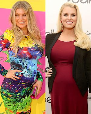 Fergie Shows Off Baby Bump at Kids' Choice Awards, Jessica Simpson's Daughter Maxwell Steals the Show: Top 5 Stories of the Weekend