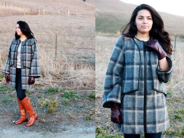 Images via : iDiva.comWith winter here, step out in a plaid overcoat. Source: StylePileRelated Articles - Trend Alert: 10 Ways to Rock TartanTrend Alert: Brighten Up Your Wardrobe with Blues