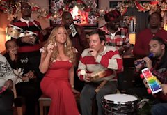 Mariah Carey, Jimmy Fallon | Photo Credits: NBC