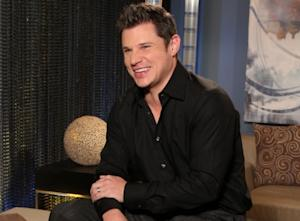 Nick Lachey stops by Access Hollywood Live on September 10, 2011 -- Access Hollywood