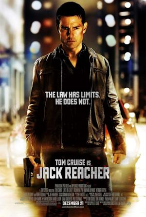 Blu-ray Review: 'Jack Reacher'