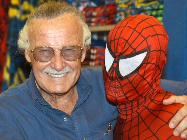Marvel's Stan Lee Profile