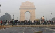 India Rape Protests: Injured Policeman Dies
