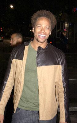 Gary Dourdan at the LA premiere of All About The Benjamins