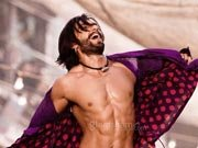 Ranveer Singh takes a shot at stardom with RAMLEELA