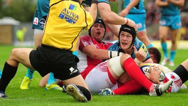 Premiership - Gloucester extend Savage deal