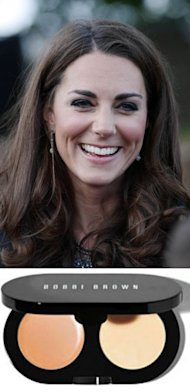 Kate Middleton's Bobbi Brown brow secret revealed!