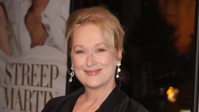 It's Complicated NY Premiere 2009 Meryl Streep