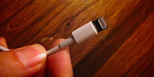It's Official: Third Party Chargers and Lightning Cables Can Damage Your iPhone image lightning plug flare
