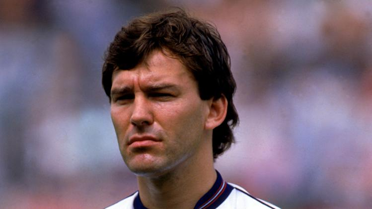 3 - Bryan Robson - 65 caps as captain - Pictured 1988