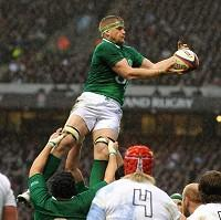 Jamie Heaslip believes South Africa will prove a 'very confrontational' side