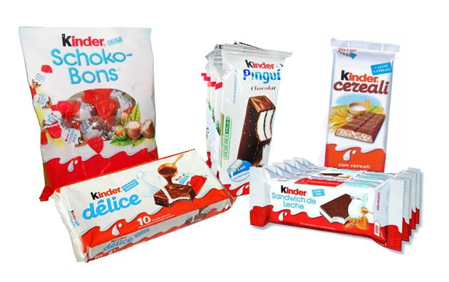 Chocolate Kinder