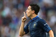 Deschamps hands Nasri France recall