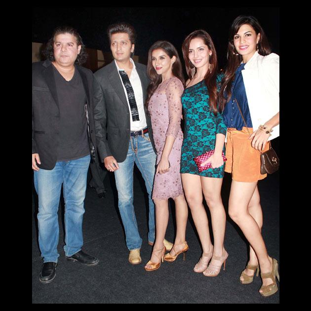 What are the 'Housefull 2' girls up to?