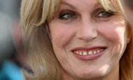 Joanna Lumley Dreams Of Bond Girl Return