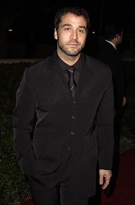 Jeremy Piven at the Beverly Hills premiere of Columbia's Black Hawk Down