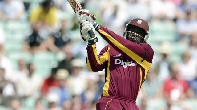 Cricket - West Indies v New Zealand: LIVE