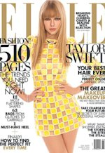 Taylor Swift | Photo Credits: Elle Magazine