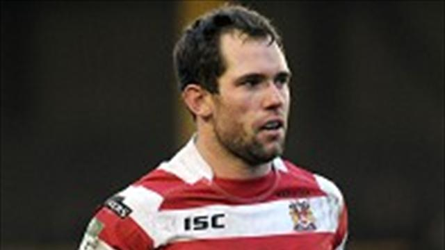 Rugby League - Richards inspires Wigan