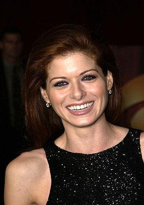 Debra Messing 53rd Annual Emmy Awards - 11/4/2001