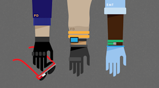Wearables Are a Real Lifesaver for First Responders image emt glass