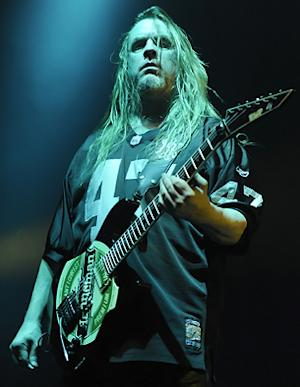 Jeff Hanneman of Slayer Dead at 49