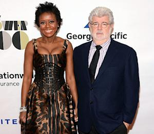 George Lucas, Star Wars Creator, Engaged to Mellody Hobson!