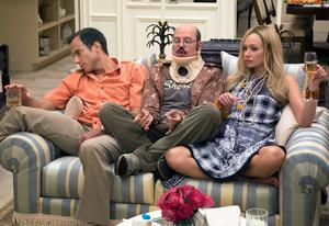 Will Arnett, David Cross, Portia de Rossi | Photo Credits: Sam Urdank/Netflix