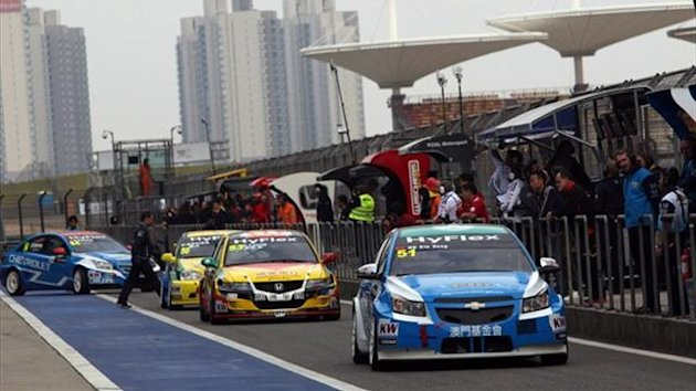 A strong contingent of local drivers are set for Macau (WTCC)