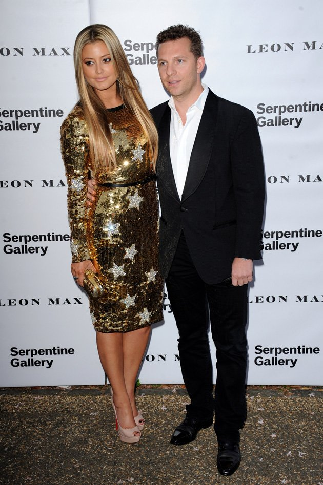 Holly Valance, Nick Candy, Serpentine Party