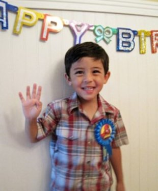 I've never thrown my son a birthday party
