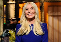 Lindsay Lohan, Saturday Night Live | Photo Credits: Dana Edelson/NBC