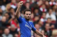 Mata enjoying playing under Chelsea 'legend' Di Matteo