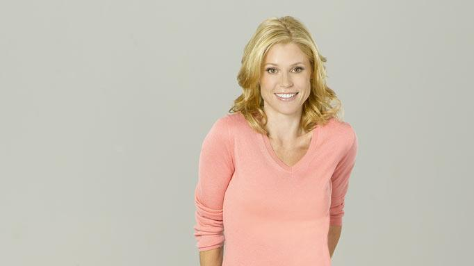 "Julie Bowen stars as Claire in ""Modern Family."""