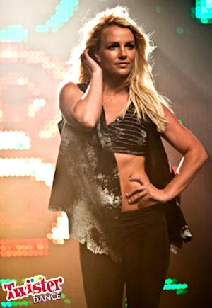 Britney Spears Shows Off Flawless Bod at Ad Shoot