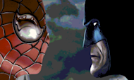 Marvel and DC: Similar Companies; Very Different Job Descriptions image Batman.Spiderman 300x179