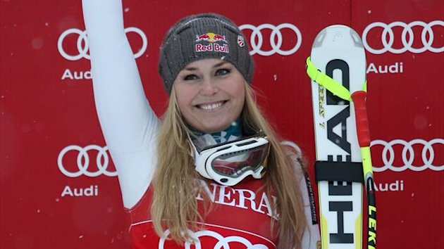 2012 Lake Louise Lindsey Vonn