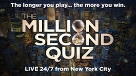 NBC's 'Million Second Quiz' Set For September Debut