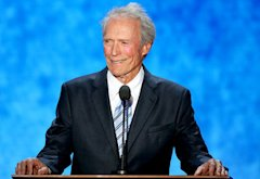 Clint Eastwood | Photo Credits: Mark Wilson/Getty Images