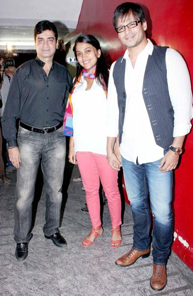 Celebs at the premiere of 'Balak Palak'