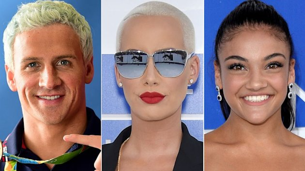 'DWTS' 2016 Celebrity Cast Revealed: Ryan Lochte, Amber Rose, Rick Perry Among Star Lineup (ABC News)