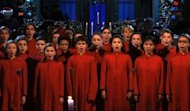 New York City Children's Chorus on 'Saturday Night Live,' December 15, 2012 -- NBC