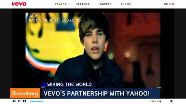 Audience Shift to Mobile Video Rapid: Vevo CEO