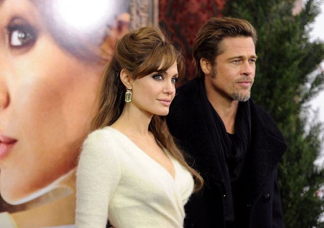 Brad Pitt and Angelina Jolie Are Getting Married: Let The Wedding Dress Predictions Begin!