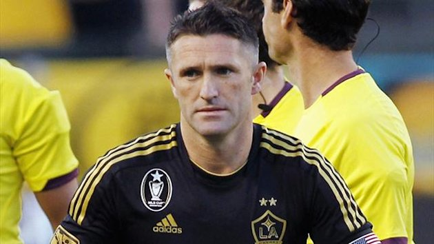 Los Angeles Galaxy's Robbie Keane (Reuters)