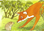 Advertising People Must Be Both: Fox and Hedgehog image Stout Fox and Sage Hedgehog