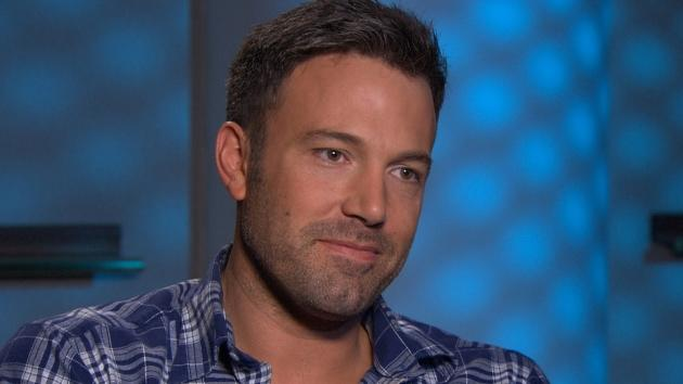 Ben Affleck chats with Access Hollywood on at the 'Argo' junket on September 19, 2012 -- Getty Images