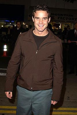 Premiere: Eddie McClintock at the LA premiere of Miramax's Kate & Leopold - 12/11/2001