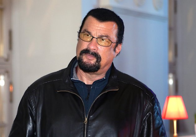 Steven Seagal (Getty Images)