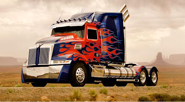 Optimus Prime Transformers 4 Still